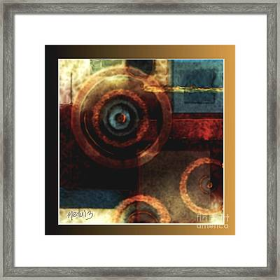Untitled 353 Framed Print by Nedunseralathan R