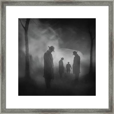 Untitled Framed Print by Jay Satriani
