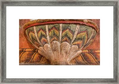 Usa, Arizona, O'odham San Xavier Indian Framed Print by Jaynes Gallery