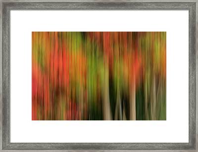 Usa, Washington State, Walla Walla Framed Print by Brent Bergherm