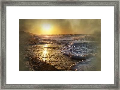 Vacant Paradise Framed Print by Betsy C Knapp