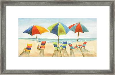 Waiting For You Framed Print by Vic  Mastis