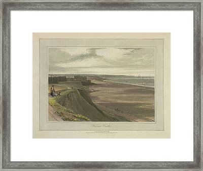 Walmer Castle Framed Print by British Library