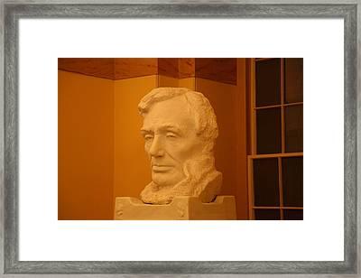 Washington Dc - Us Capitol - 01136 Framed Print by DC Photographer