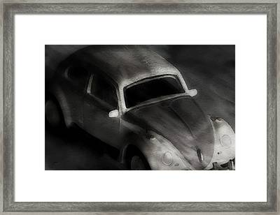Windy Night Framed Print by Jeff  Gettis
