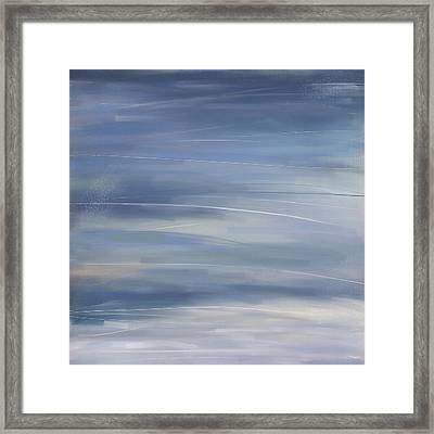 Winter Framed Print by Lourry Legarde