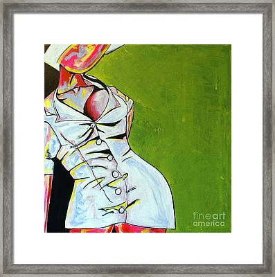 1 Year After Framed Print by Sanne Rosenmay