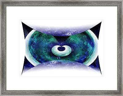 Zen Framed Print by Christopher Gaston