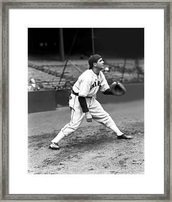 James L. Luke Sewell Framed Print by Retro Images Archive