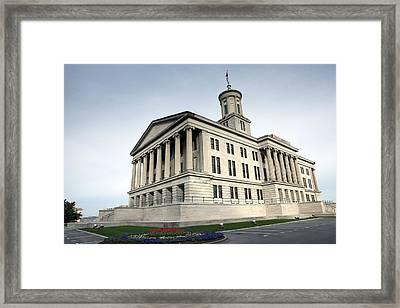 Nashville Framed Print by Karen Cowled