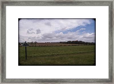 101514-152 Framed Print by Mike Davis