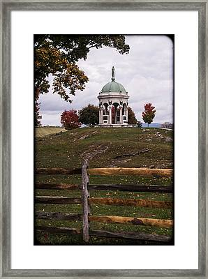 101514-182 Framed Print by Mike Davis