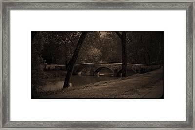 101514-205 Framed Print by Mike Davis