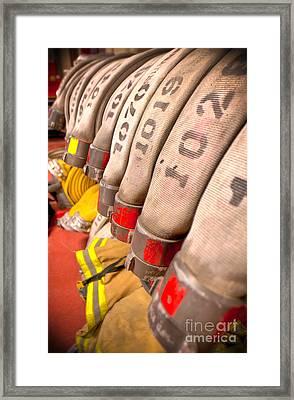 102 Framed Print by Andrew Slater