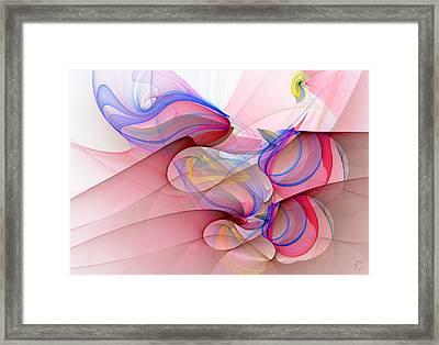 1026 Framed Print by Lar Matre
