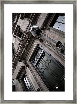 104 Pall Mall Framed Print by Mark Rogan