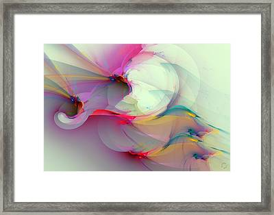 1059 Framed Print by Lar Matre