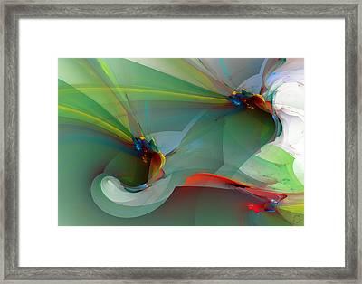 1085 Framed Print by Lar Matre