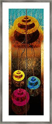 Abstract Framed Print by Tripti Singh