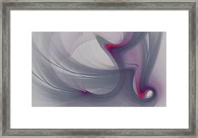 1107 Framed Print by Lar Matre