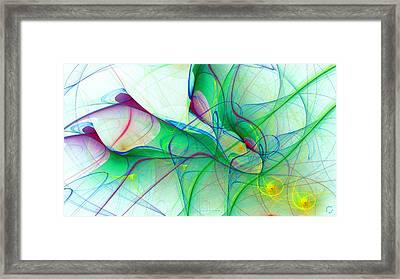 1113 Framed Print by Lar Matre