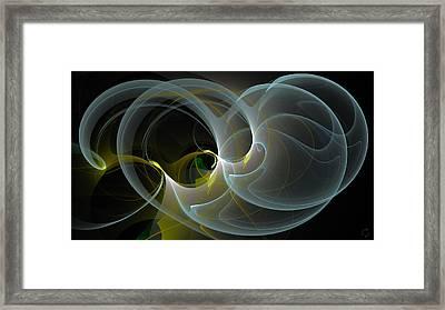 1121 Framed Print by Lar Matre