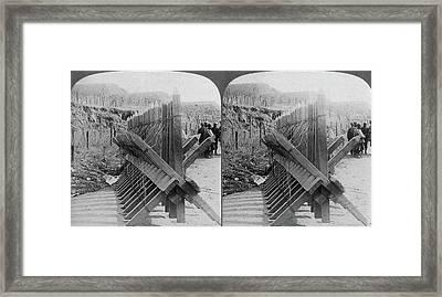 Russo-japanese War, 1905 Framed Print by Granger