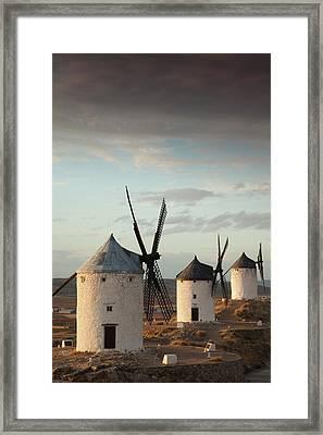 Spain, Castile-la Mancha Region, Toledo Framed Print by Walter Bibikow