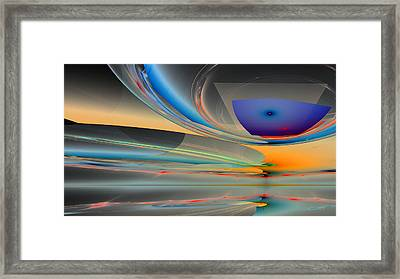 1227 Framed Print by Lar Matre