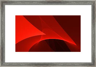 1242 Framed Print by Lar Matre