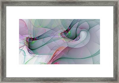 1247 Framed Print by Lar Matre
