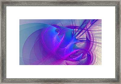 1248 Framed Print by Lar Matre