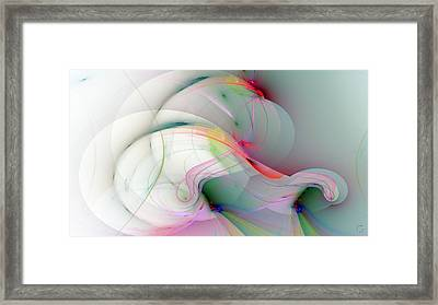 1259 Framed Print by Lar Matre