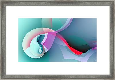 1261 Framed Print by Lar Matre