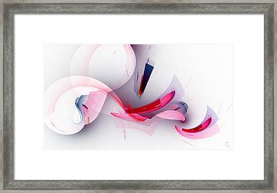 1264 Framed Print by Lar Matre
