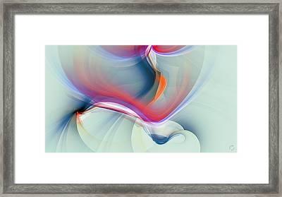 1266 Framed Print by Lar Matre