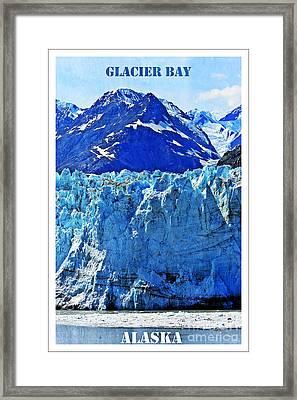 Alaska Framed Print by Sophie Vigneault