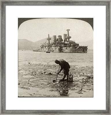 Russo-japanese War, C1905 Framed Print by Granger