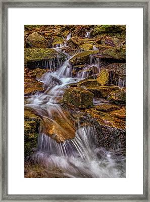 Usa, Pennsylvania, Benton, Ricketts Framed Print by Jaynes Gallery