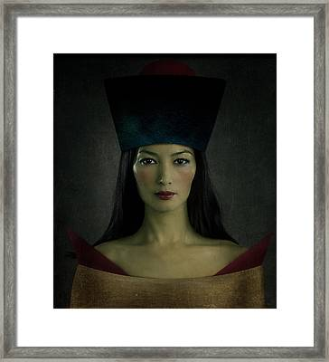 Untitled Framed Print by Svetlana Melik-nubarova