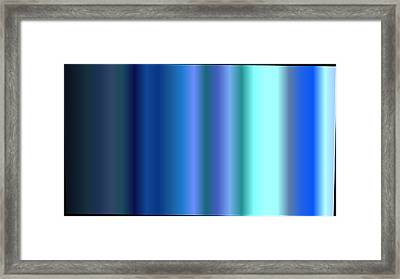 16x9.1 Framed Print by Gareth Lewis