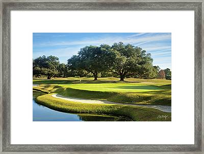 17th On Dye Framed Print by Phill Doherty