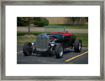 1927 Ford Roadster Hot Rod Framed Print by Tim McCullough