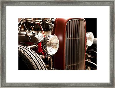 1932 Ford Hotrod Framed Print by Todd Aaron