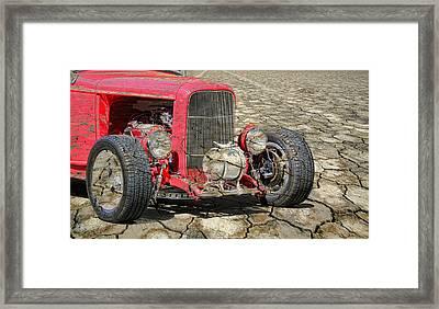 1932 Ford Mirage Framed Print by Steve McKinzie