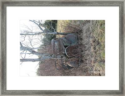 1938-39 Ford Truck 2 Framed Print by Joseph Marquis