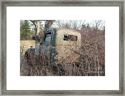 1938-39 Ford Truck 4 Framed Print by Joseph Marquis