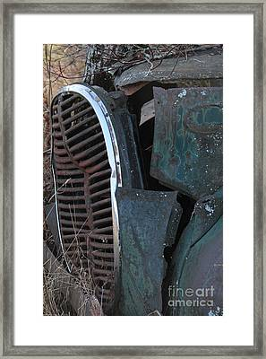 1938-39 Ford Truck 6 Framed Print by Joseph Marquis
