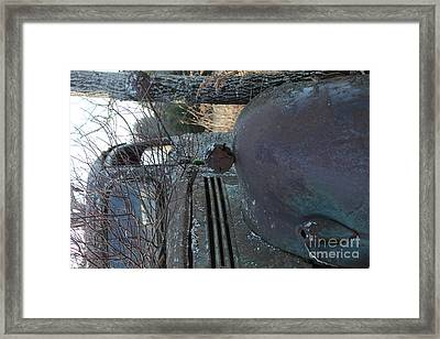1938-39 Ford Truck 8 Framed Print by Joseph Marquis