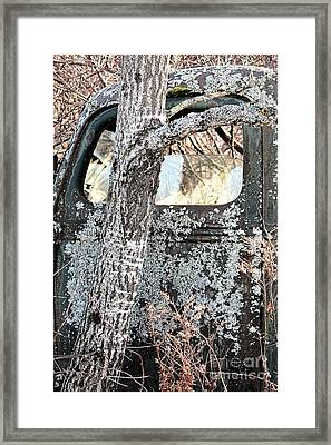 1938-39 Ford Truck 9 Framed Print by Joseph Marquis